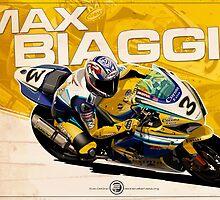 Max Biaggi - SBK 2007 by Evan DeCiren
