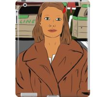 Margot Tenenbaum of The Royal Tenenbaums iPad Case/Skin