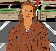 Margot Tenenbaum of The Royal Tenenbaums by ryanthecreator
