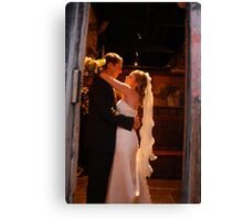 Backlighting... Canvas Print