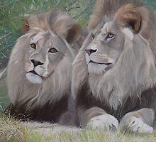Regal Pride by Leigh Rust