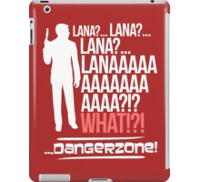 ISIS - Operation: Dangerzone!! iPad Case/Skin