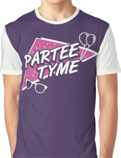 Official Dirty 30 - Partee Tyme Tee Graphic T-Shirt