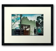a fantastic but vain hope Framed Print