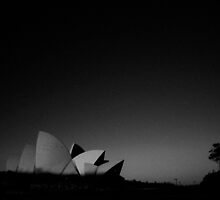 Opera House at Sunset by photographerpundit