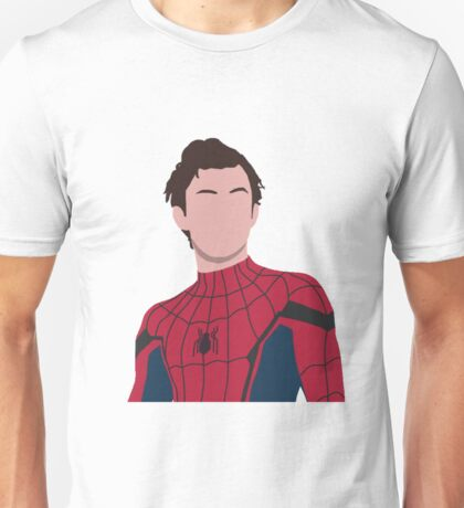 Tom holland, peter parker Unisex T-Shirt