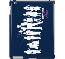 Archer Vice - Line Up iPad Case/Skin