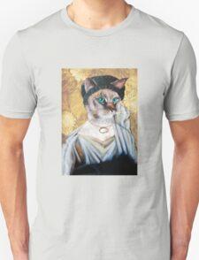 Greek Lady Cat T-Shirt