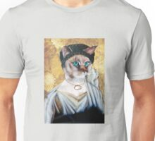 Greek Lady Cat Unisex T-Shirt