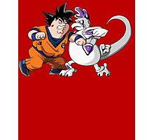 Family Guy Z - Goketer VS Cheeza - 02 Photographic Print