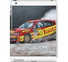 Keith Cronin, Subaru TEG Sports Rally iPad Case/Skin