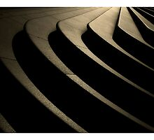 Steps of Parliament by Aaron .