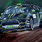 Monster Energy Star Athletes  by iconic-arts