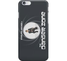 Double-O Danger Zone! iPhone Case/Skin
