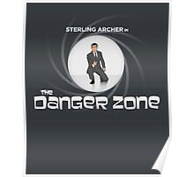 Double-O Danger Zone! Poster