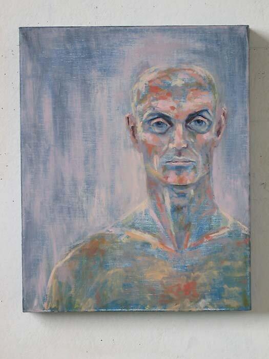 self portrait#32 by davey