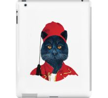 Charming Greek Cat iPad Case/Skin