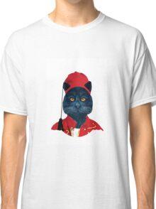 Charming Greek Cat Classic T-Shirt