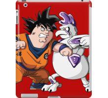 Family Guy Z - Goketer VS Cheeza - 02 iPad Case/Skin