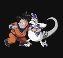 Family Guy Z - Goketer VS Cheeza - 02 Kids Clothes