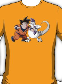 Family Guy Z - Goketer VS Cheeza - 02 T-Shirt