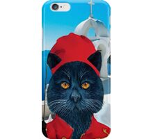 Cute Greek Cat iPhone Case/Skin