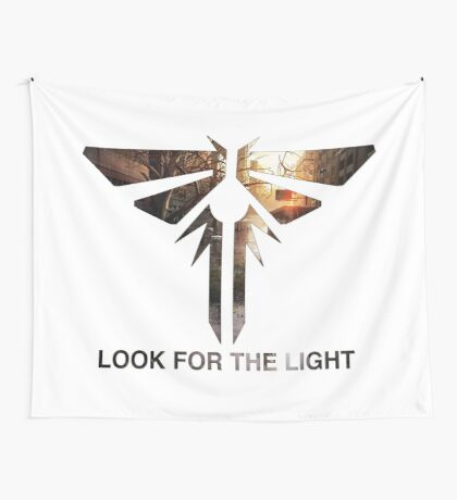 Look for the Light Wall Tapestry