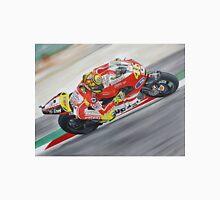 Valentino Rossi Ducati oil painting Unisex T-Shirt