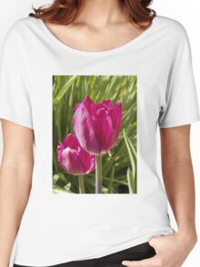 Spring tulip 4 Women's Relaxed Fit T-Shirt