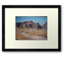 By Bev Womersley Framed Print