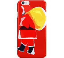SANTAS SACK iPhone Case/Skin
