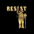 "Smokey Says ""Resist"" by randalldelaney"