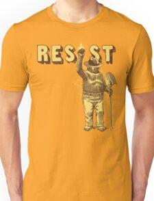 "Smokey Says ""Resist"" Unisex T-Shirt"
