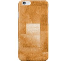 Abstract in Honey iPhone Case/Skin