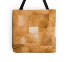 Abstract in Honey Tote Bag