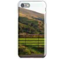 Derbyshire, UK iPhone Case/Skin