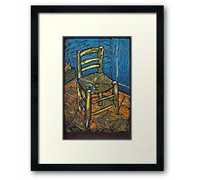 For Vincent Framed Print