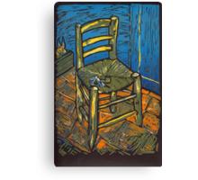 For Vincent Canvas Print