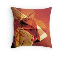 Laminar Series Throw Pillow