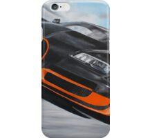 Bugatti Veyron Super Sport iPhone Case/Skin
