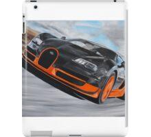 Bugatti Veyron Super Sport iPad Case/Skin