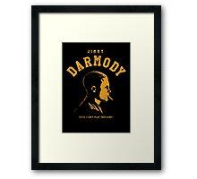 DARMODY Framed Print