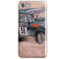 Teg Sport Mk 2 Escort iPhone Case/Skin