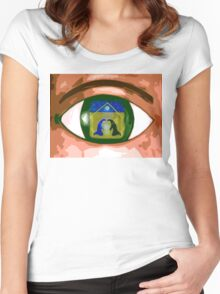 CHRISTMAS WITNESS Women's Fitted Scoop T-Shirt