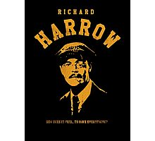 HARROW Photographic Print