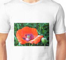 Red Poppy Unisex T-Shirt