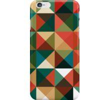 Retro Pattern Design iPhone Case/Skin