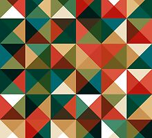 Retro Pattern Design by Mike Taylor