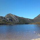 Cradle Mountain Boathouse Panorama by Craig Shadbolt