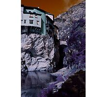 France Clifftown II Photographic Print